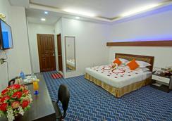 Perfect Hotel - Mandalay - 寝室