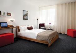 カストム ホテル LAX - ア ジョワ ド ヴィーヴル ブティック ホテル - ロサンゼルス - 寝室