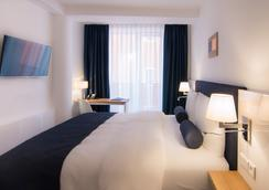 ヴィ ヴァディ ホテル バイエル 89 - ミュンヘン - 寝室