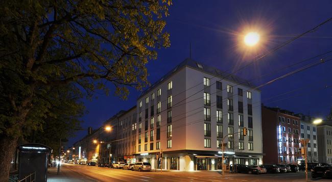 ヴィ ヴァディ ホテル バイエル 89 - ミュンヘン - 建物