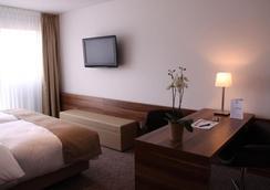 ヴァイ ヴァディ ホテル ダウンタウン ミューニック - ミュンヘン - 寝室