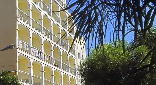 ホテル セントラル プラヤ - イビサ - 建物
