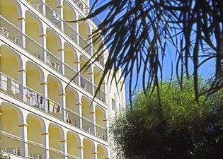 ホテル セントラル プラヤ