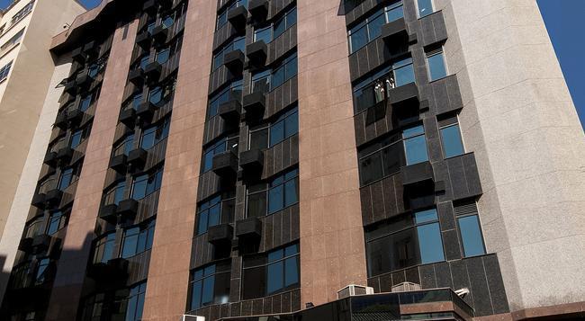 ホテル メトロポール リオ - リオデジャネイロ - 建物