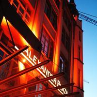 ホテル アレクサンダー プラザ Hotel Front - Evening/Night