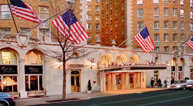 ザ メイフラワー ホテル オートグラフ コレクション - ワシントン - 建物