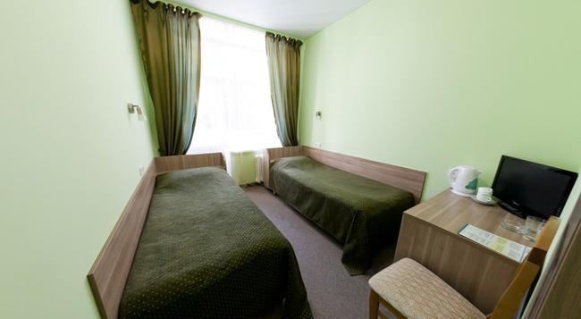 Tan Hotel - ウファ - 寝室