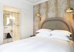グランド ピガール ホテル - パリ - 寝室