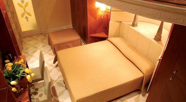 ホテル オペラ ローマ - ローマ - 寝室