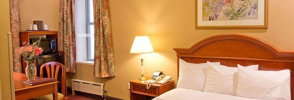 ホテル ニュートン - ニューヨーク - 寝室