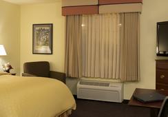 ラークスパー ランディング サウス サンフランシスコ アン オール スイート ホテル - サウス・サンフランシスコ - 寝室