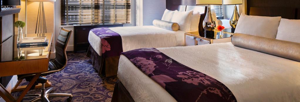 イベロスター 70 パーク アベニュー ホテル - ニューヨーク - 寝室