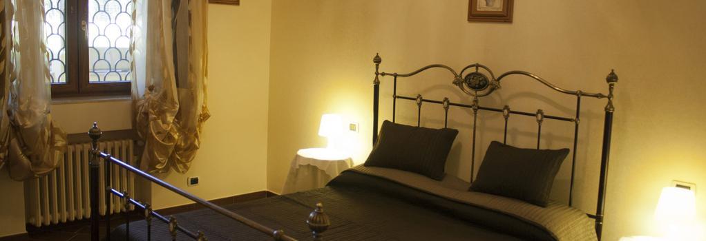 ベッド&ブレックファースト シンプソン - バーリ - 寝室