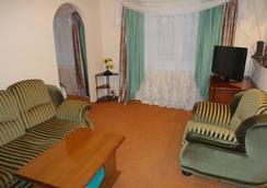 Hotel Astor - Cherepovets - リビングルーム