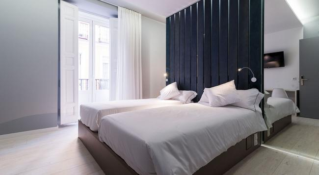 B&B Hotel Fuencarral 52 - マドリード - 寝室