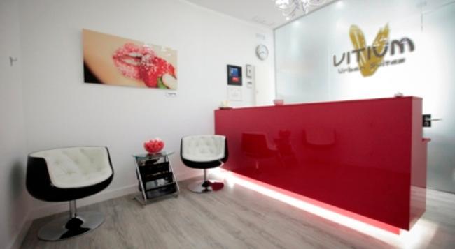 Vitium Urban Suites - マドリード - フロントデスク