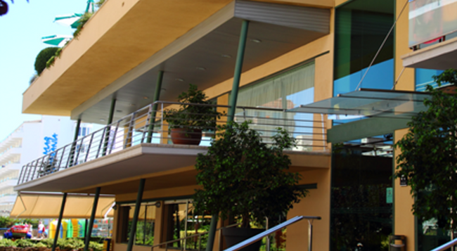Sirius Hotel - サンタ・スサナ - 建物