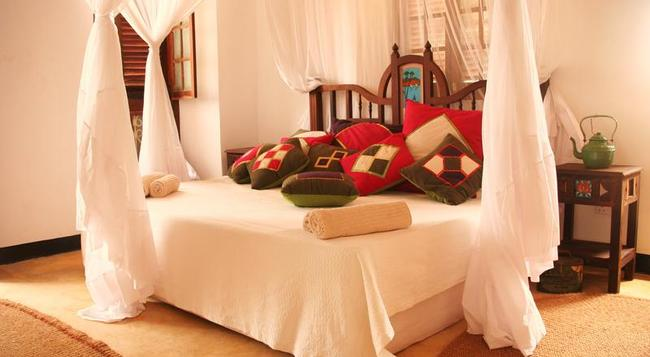 ザ スワヒリ ハウス - ザンジバル - 寝室