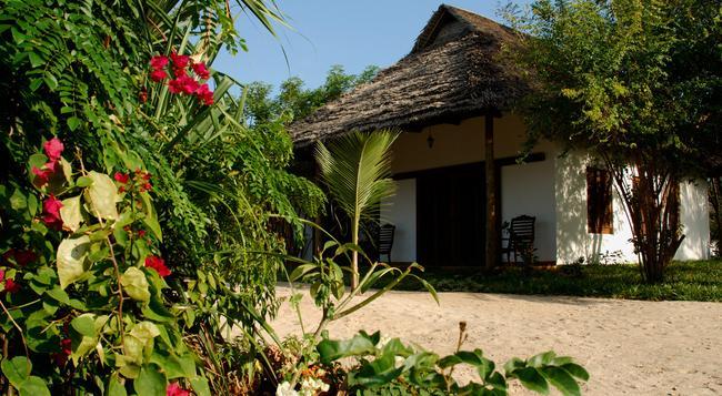 Fumba Beach Lodge - ザンジバル - 建物