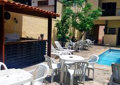 キンタル ド マラカナン ホステル - リオデジャネイロ - 屋外の景色
