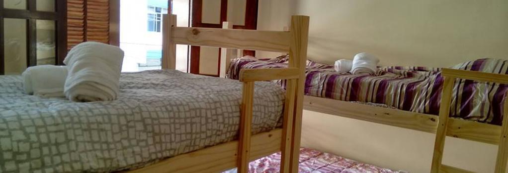 キンタル ド マラカナン ホステル - リオデジャネイロ - 寝室