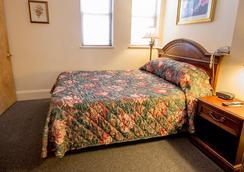 Adams Bed & Breakfast - ボストン - 寝室