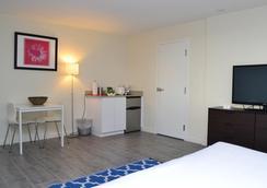 The Reef A North Beach Village Resort Hotel - フォート・ローダーデール - 寝室