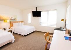 スタイルズ ホテル - マイアミ・ビーチ - 寝室