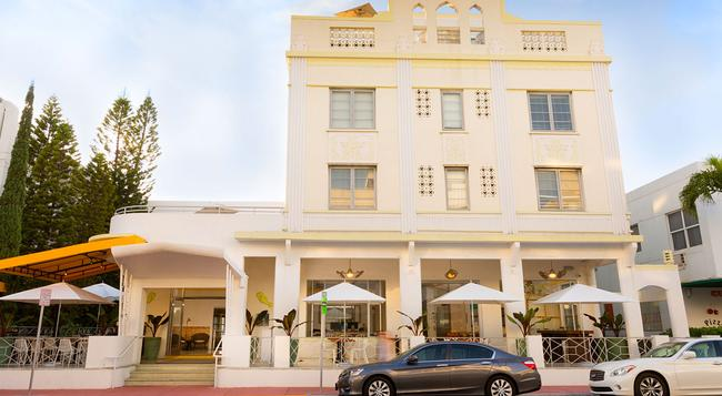 スタイルズ ホテル - マイアミ・ビーチ - 建物
