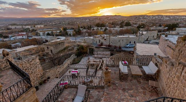 The Cappadocia Hotel - ウルギュップ - 建物