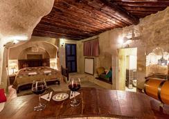 The Cappadocia Hotel - ウルギュップ - 寝室