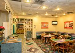 セララゴ ホテル & スイーツ メイン ゲート イースト - キシミー - レストラン