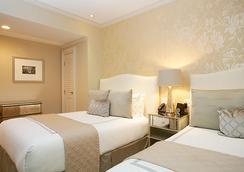ホテル ベリタス - ケンブリッジ - 寝室