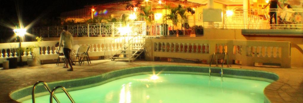 Paradis Hotel - Port Au Prince - 建物