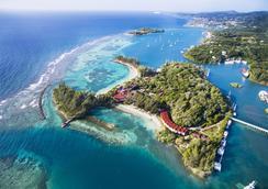 Fantasy Island Beach Resort - ロアタン島 - ビーチ
