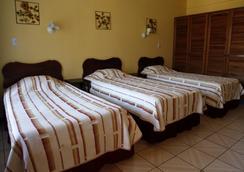 Hotel Divisamar - Manuel Antonio - 寝室