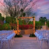 ハイアット パーム スプリングス Outdoor Wedding Area