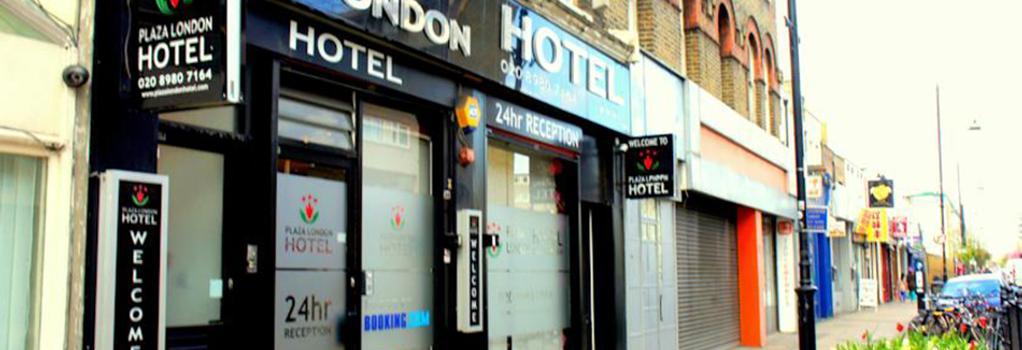 プラザ ロンドン ホテル - ロンドン - 建物