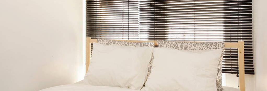 Colony Hostel - イスタンブール - 寝室