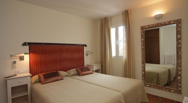 Hostal Alameda - タリファ - 寝室