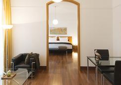 ドルメロ ホテル ベルリン クーダム - ベルリン - 寝室