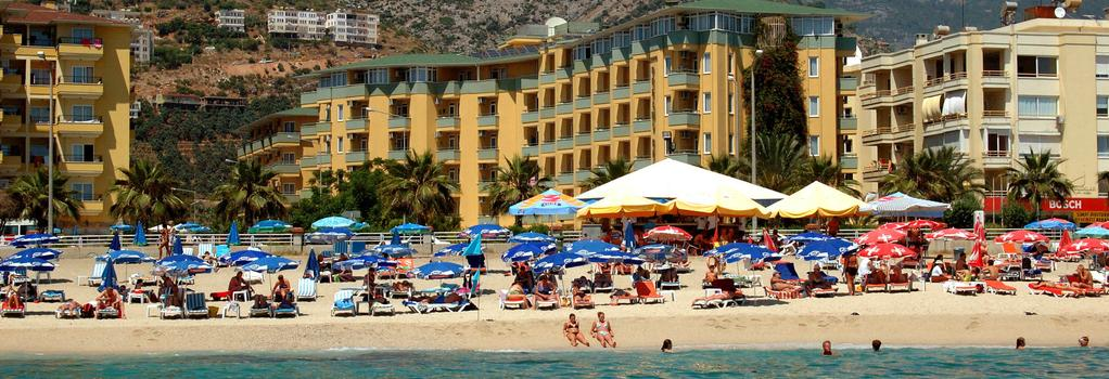 Kleopatra Dreams Beach Hotel - アランヤ - 建物