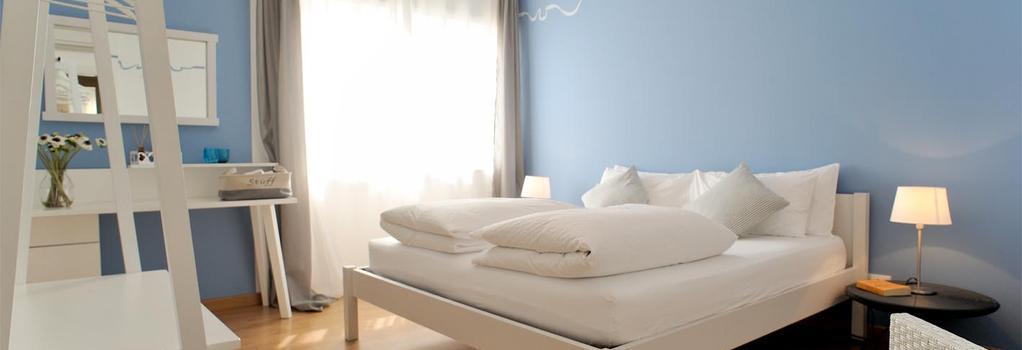 Stop & Sleep Udine Fronte Stazione - ウーディネ - 寝室