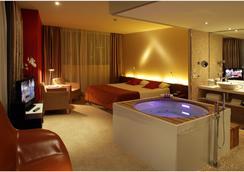 ホテル SB ディアゴナル ゼロ バルセロナ 4* スープ - バルセロナ - 寝室