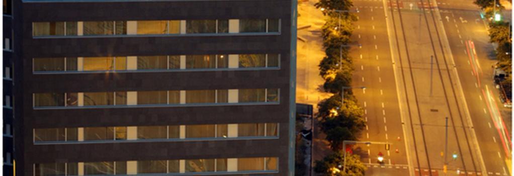 ホテル SB ディアゴナル ゼロ バルセロナ 4* スープ - バルセロナ - 建物