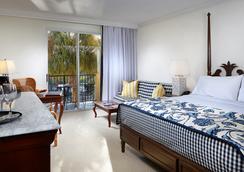 Inn at Pelican Bay - ネープルズ - 寝室