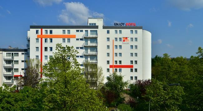 エンジョイ ホテル ベルリン シティ メッセ - ベルリン - 建物