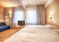 エンジョイ ホテル ベルリン シティ メッセ - ベルリン - 寝室