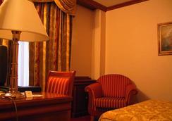 Hotel President - ザダル - 寝室