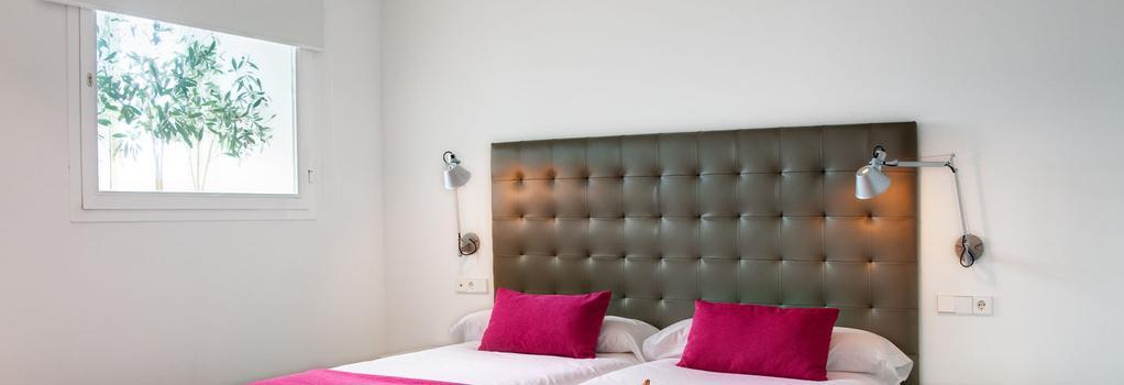 イントゥール パラシオ サン マルティン - マドリード - 寝室